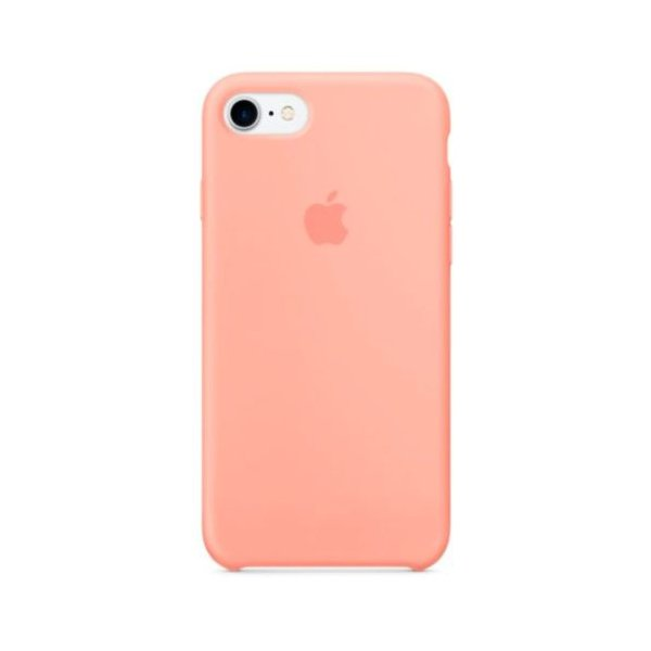 "Чехол Apple Silicone Case для iPhone 7/8 ""07"" Pink"