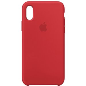 """Чехол Apple Силіконовий чохол для iPhone XR """"02"""" Червоний"""