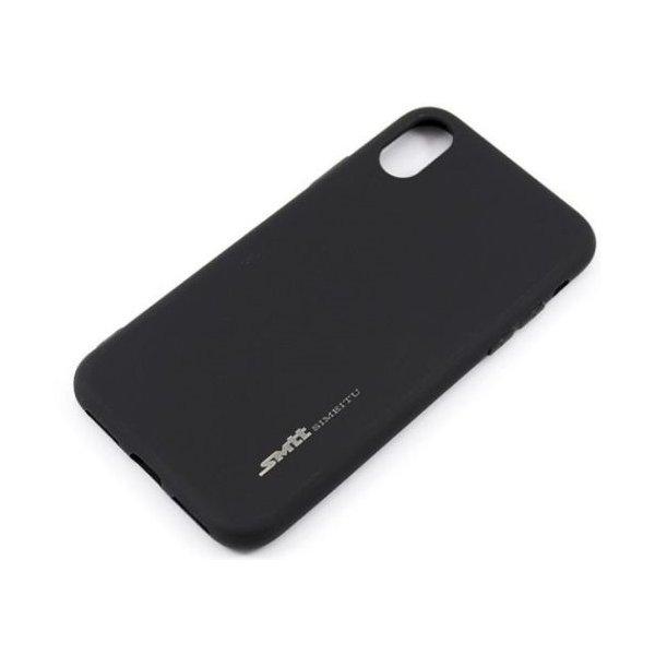 SMTT Silicone Xiaomi Redmi Note 4 Black