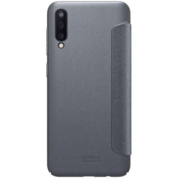 Чехол-книжка Nillkin Sparkle Leather Case Samsung Galaxy A50 (A505) Black