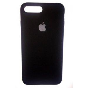 "Чехол Apple Silicone Case (закрытый низ) для iPhone X/Xs ""18"" Black"