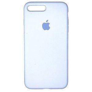 "Чехол Apple Silicone Case (закрытый низ) для iPhone X/Xs ""05"" Lilac"