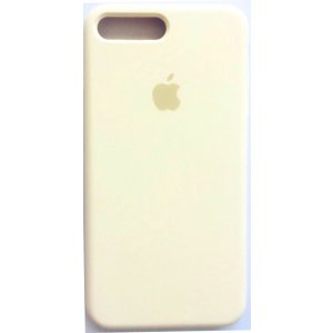 "Чехол Apple Silicone Case (закрытый низ) для iPhone Xs Max ""10"" Antigue white"