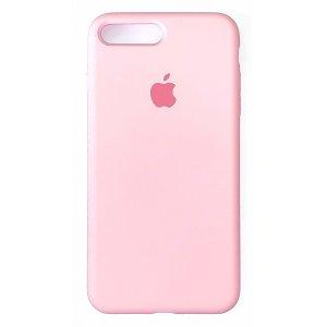 "Чехол Apple Silicone Case (закрытый низ) для iPhone Xs Max ""06"" Lite pink"