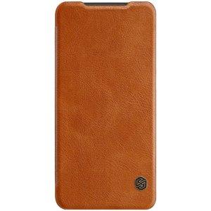 Чехол-книжка Nillkin Qin Leather Case для Xiaomi Mi 9 Brown