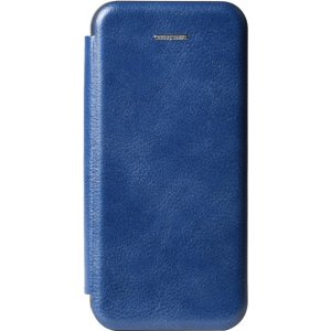 Чехол-книжка TOTO Book Rounded Leather Case Apple iPhone 6/6s Navy Blue