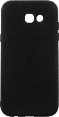 Чехол-накладка TOTO 1mm Matt TPU Case Samsung Galaxy A7 2017 Black