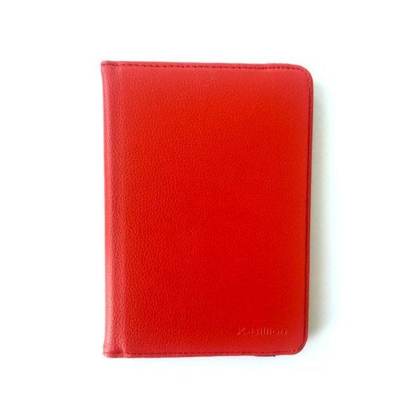 Универсальный чехол — книга X-Billion Premium New the size 7,0 Red