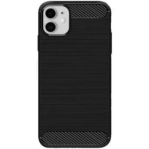 Чехол-накладка Ipaky Slim Anti-Fingerprint TPU Case Apple iPhone 11 Black