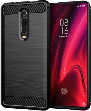 Чехол-накладка Ipaky Slim Anti-Fingerprint TPU Case Xiaomi Mi 9T/Mi 9T Pro/Redmi K20/K20 Pro Black