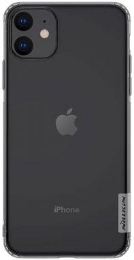 apple case chehol grey iphone nakladka nature nillkin tpu11