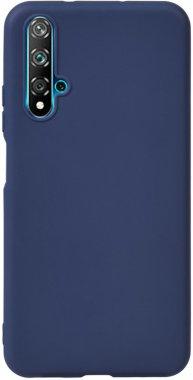 Чехол-накладка TOTO 1mm Matt TPU Case Huawei Nova 5T Navy Blue