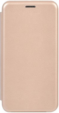 Чехол-книжка TOTO Book Rounded Leather Case Huawei P Smart Pro 2019 Gold
