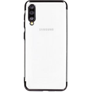 Чехол-накладка TOTO Electroplating TPU Case Samsung Galaxy A30s/A50/A50s Black