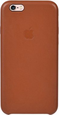 66s apple brown case chehol iphone leather nakladka toto