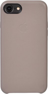78 apple brown case chehol iphone leather light nakladka toto