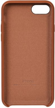 78 apple brown case chehol iphone leather nakladka toto