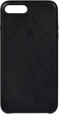 7 apple black case chehol iphone leather nakladka plus plus8 toto