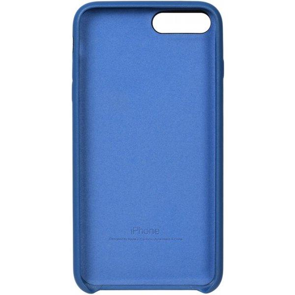 Чехол-накладка TOTO Leather Case Apple iPhone 7 Plus/8 Plus Blue