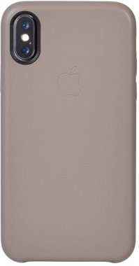 apple brown case chehol iphone leather light nakladka toto xxs