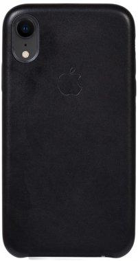 apple black case chehol iphone leather nakladka toto xr