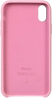 apple case chehol iphone leather nakladka pink toto xr