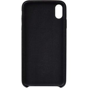 Чехол-накладка TOTO Leather Case Apple iPhone XS Max Black