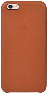 6 apple brown case chehol iphone leather nakladka plus plus6s toto