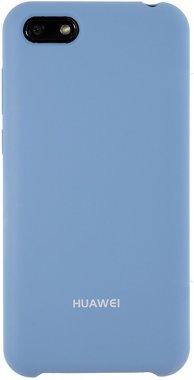 2018 blue case chehol huawei nakladka navy silicone toto y5