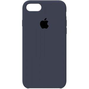 Чехол-накладка TOTO Silicone Case Apple iPhone 7/8 Dark Grey