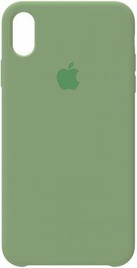 apple case chehol green iphone nakladka olive silicone toto xxs