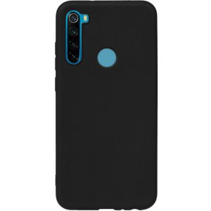 Чехол-накладка TOTO 1mm Matt TPU Case Xiaomi Redmi Note 8T Black