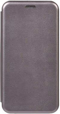 Чехол-накладка TOTO Book Rounded Leather Case Xiaomi Redmi Note 8T Gray