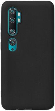 Чехол-накладка TOTO 1mm Matt TPU Case Xiaomi Redmi Note 10/Note 10 pro/MI CC9 Pro Black