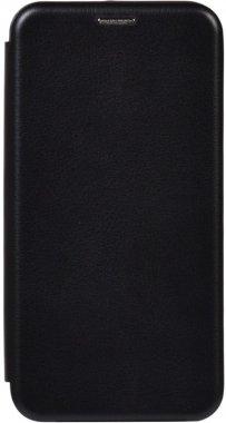 Чехол-накладка TOTO Book Rounded Leather Case Xiaomi Redmi Note 10/Note 10 pro/MI CC9 Pro Black