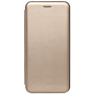 Чехол-книжка TOTO Book Rounded Leather Case Xiaomi Redmi 7A Gold