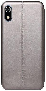 Чехол-книжка TOTO Book Rounded Leather Case Xiaomi Redmi 7A Gray