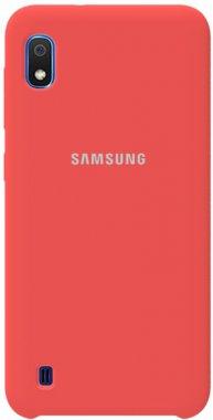 Чехол-накладка TOTO Silicone Case Samsung Galaxy A10 Rose Pink
