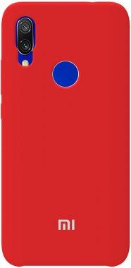 Чехол-накладка TOTO Silicone Case Xiaomi Redmi 7 Red