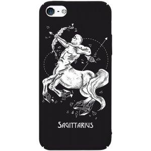 Чехол-накладка TOTO Full PC Print Case Apple iPhone SE/5s/5 #171_Sagittarius Black