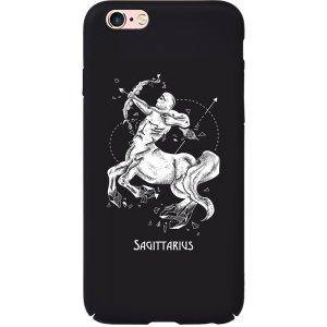 Чехол-накладка TOTO Full PC Print Case Apple iPhone 6/6S #171_Sagittarius Black