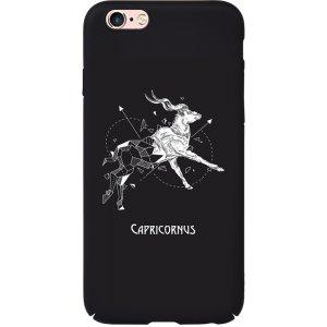 Чехол-накладка TOTO Full PC Print Case Apple iPhone 6/6S #166_Capricornus Black