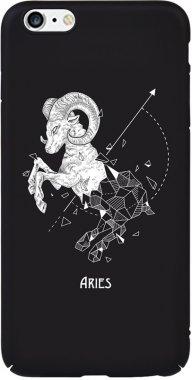 Чехол-накладка TOTO Full PC Print Case Apple iPhone 6 Plus/6S Plus #168_Aries Black