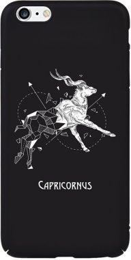 Чехол-накладка TOTO Full PC Print Case Apple iPhone 6 Plus/6S Plus #166_Capricornus Black