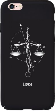 Чехол-накладка TOTO Full PC Print Case Apple iPhone 6 Plus/6S Plus #163_Libra Black