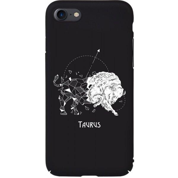 Чехол-накладка TOTO Full PC Print Case Apple iPhone 7/8 #172_Taurus Black