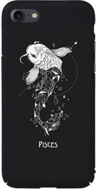 Чехол-накладка TOTO Full PC Print Case Apple iPhone 7/8 #170_Pisces Black