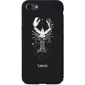 Чехол-накладка TOTO Full PC Print Case Apple iPhone 7/8 #169_Cancer Black