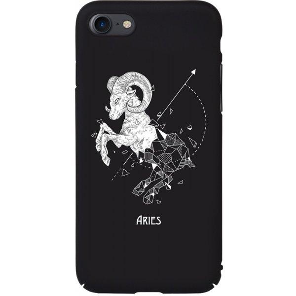 Чехол-накладка TOTO Full PC Print Case Apple iPhone 7/8 #168_Aries Black