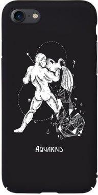 Чехол-накладка TOTO Full PC Print Case Apple iPhone 7/8 #164_Aquarius Black